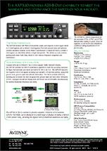 AV851-AXP340 Transponder Sell Sheet-Rev1-A4.qxp