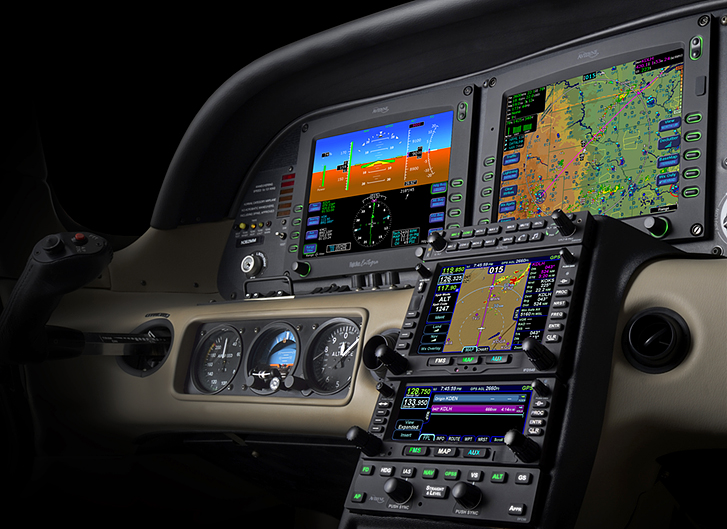 Cirrus SR20 State-of-the-Art Avidyne Full Panel Upgrade