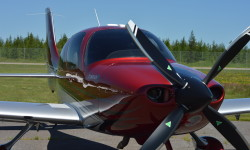 NexAir's Platinum Spinner to Tail Restoration