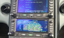 N855CD Avidyne NexAir Smart Panel