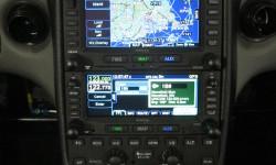 N791LH's new Avidnye NexAir Smart Panel