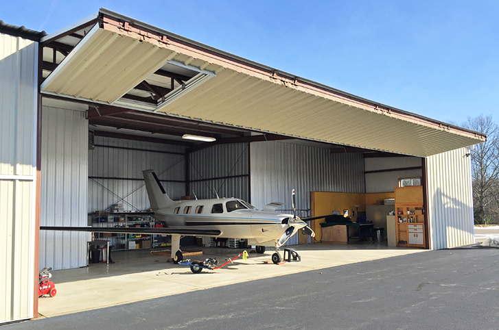New Aircraft Hangars for Sale in MA