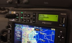 N968CD After the Avidyne NexAir Smart Panel Upgrade with PS Engineering PMA450 audio panel and Avidyne DFC90 Autopilot