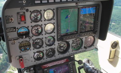 Bell 206B - Garmin G500H Test Flight