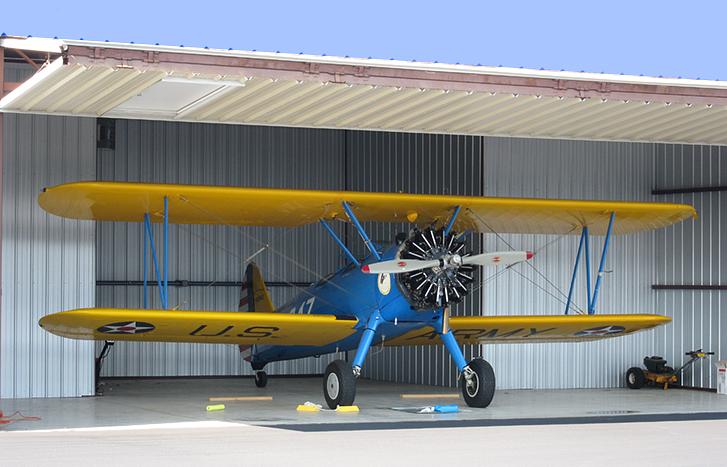 T-hangar