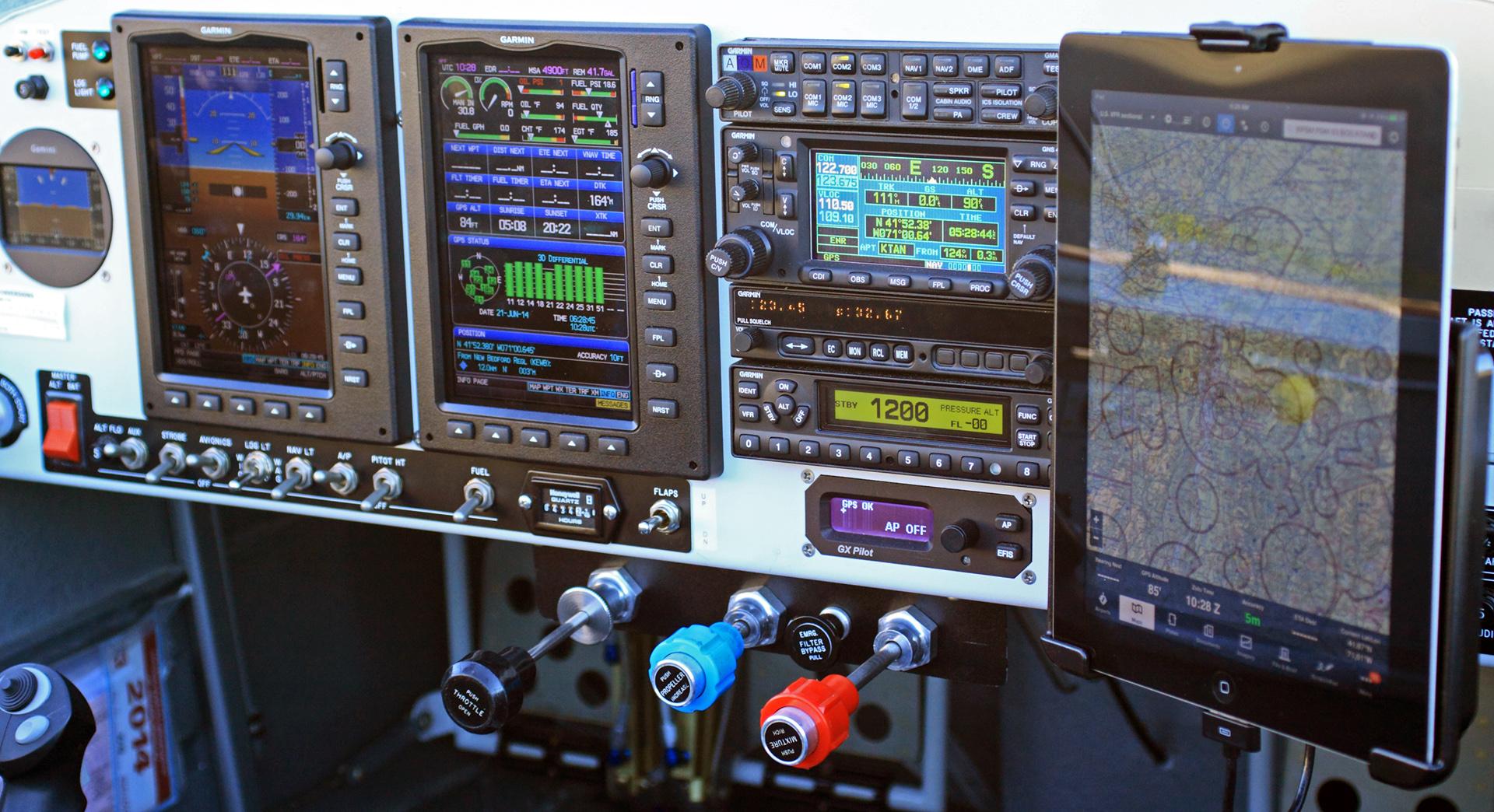 Experimentals Nexair Avionics